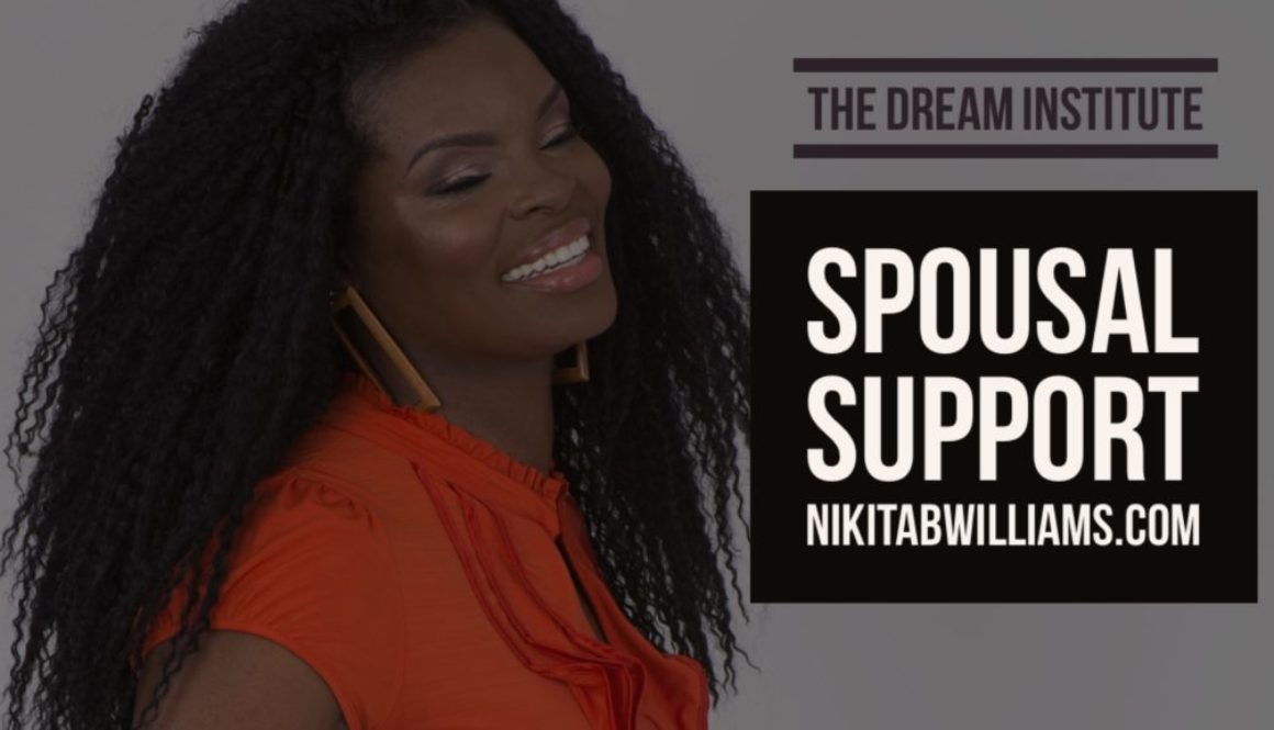 Struggling with Spousal Support