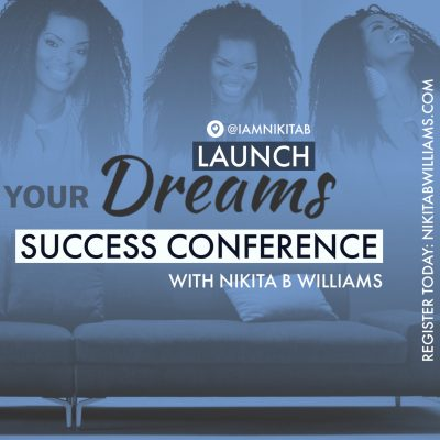 Launch Your Dreams Success Conference
