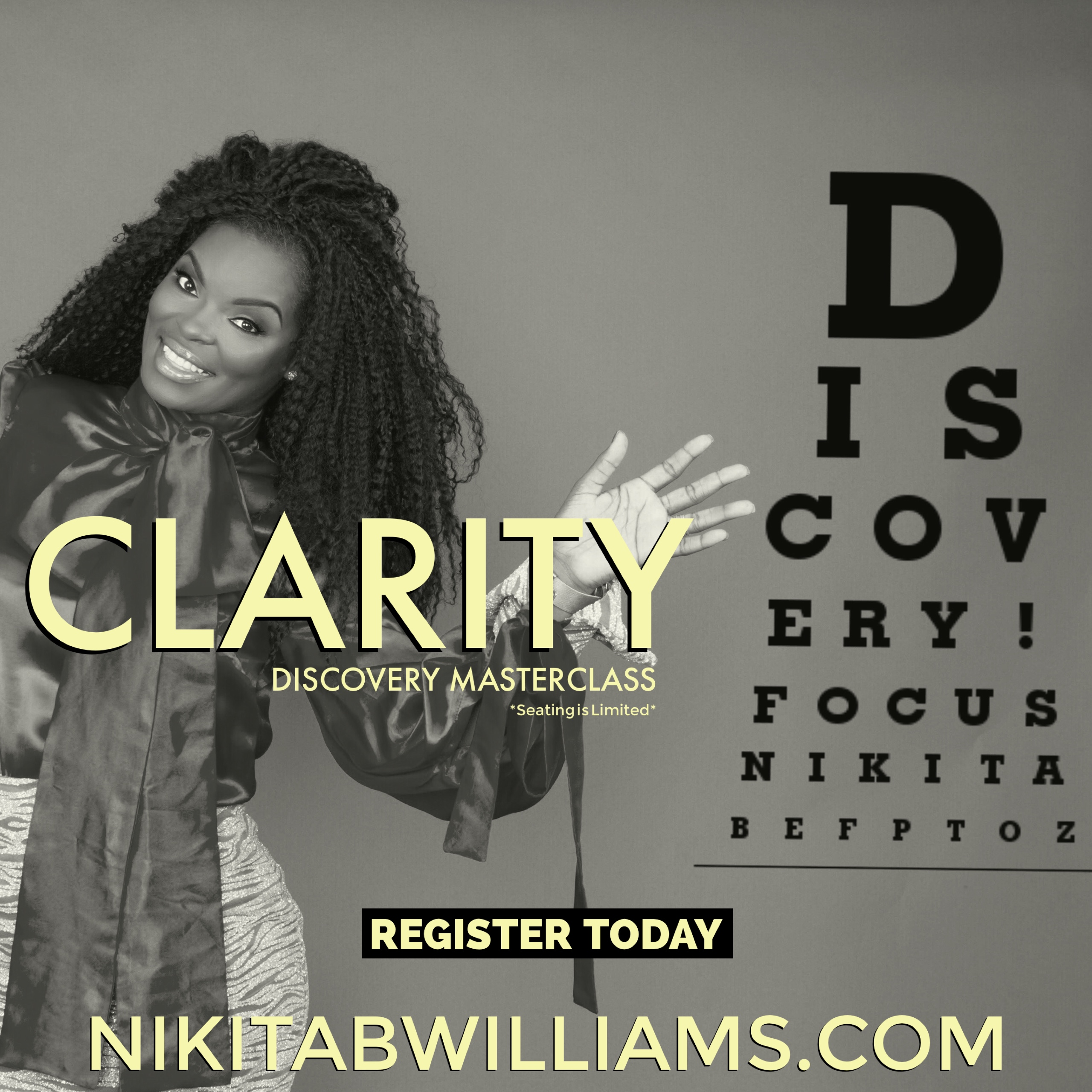 Cloudy to Clear Masterclass